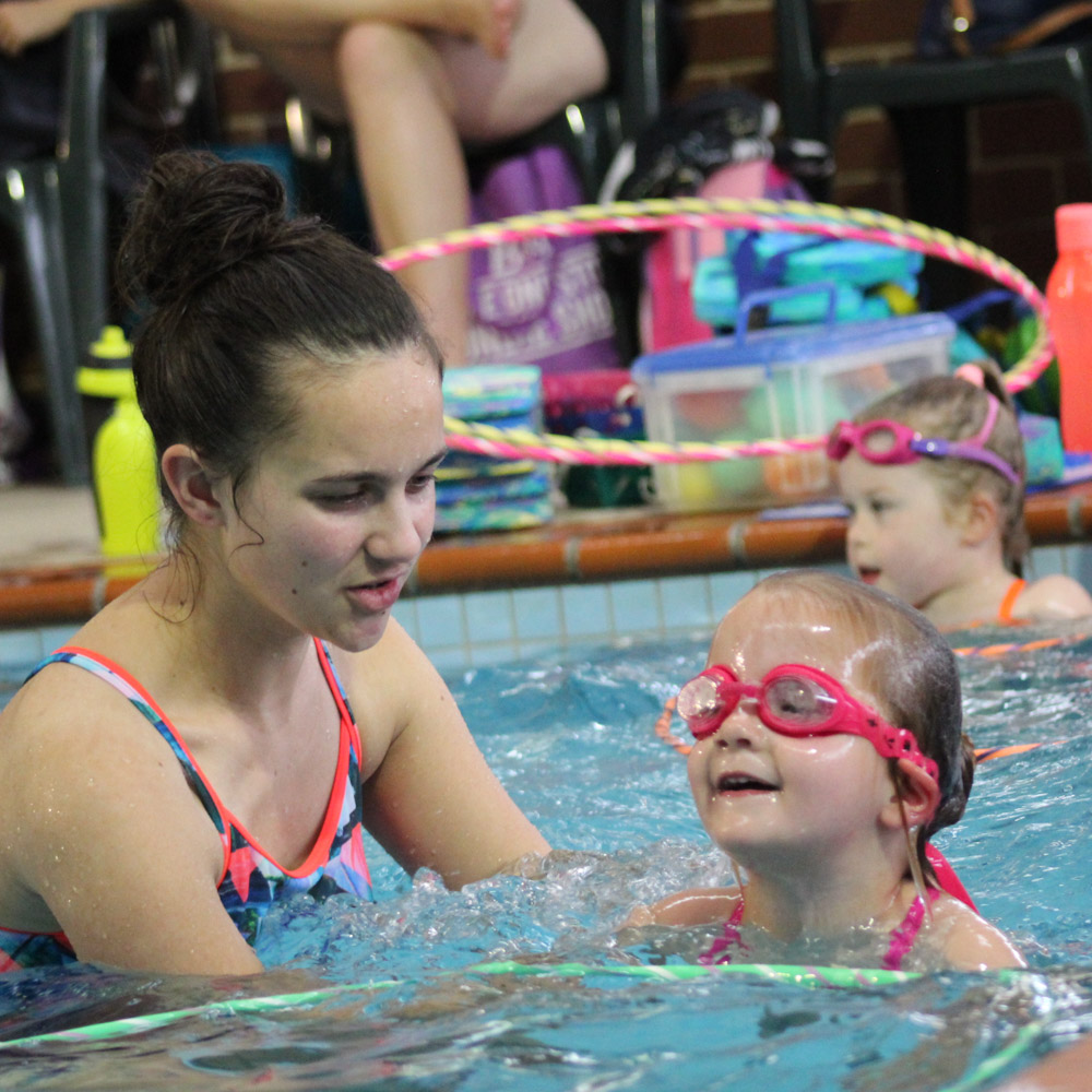Tahlia Award Swim School