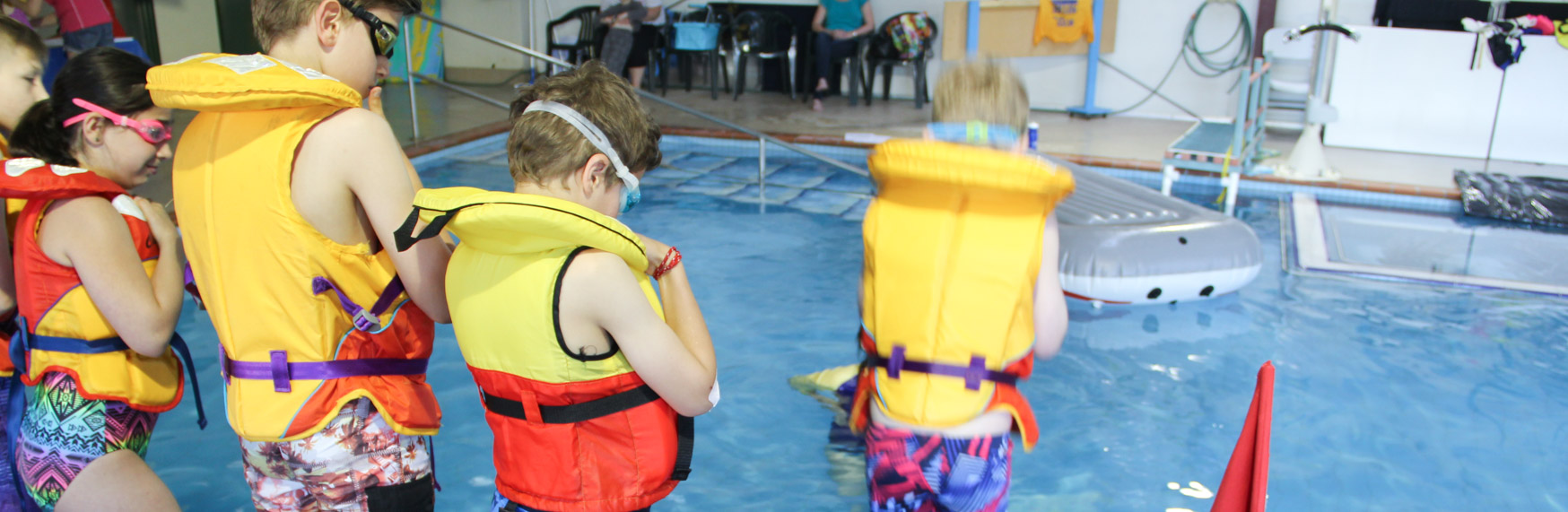 Play it safe swim school Mount Evelyn 1