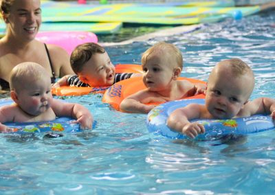 Award Swim School for babies Swimming lessons in Mount Evelyn, Victoria