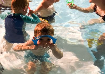 Children's Swimming lessons at Award Swim School in Mount Evelyn, Victoria