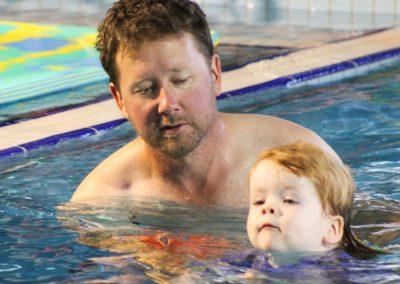 toddlers Swimming lessons at Award Swim School